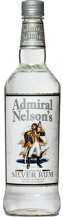 Admiral Nelson's Rum Silver 750ml